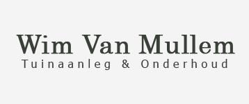 Tuinaanleg en onderhoud Wim Van Mullem